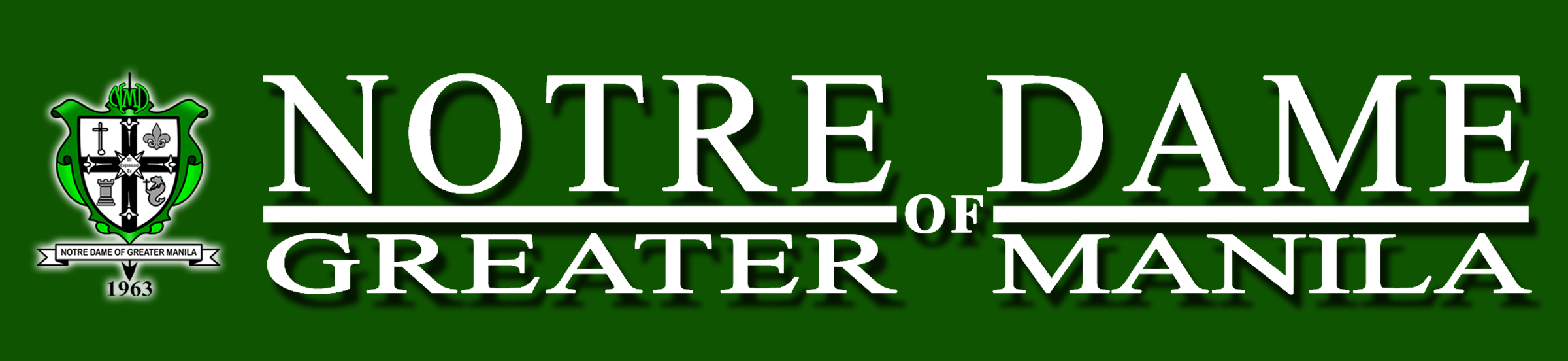 Notre Dame of Greater Manila Logo